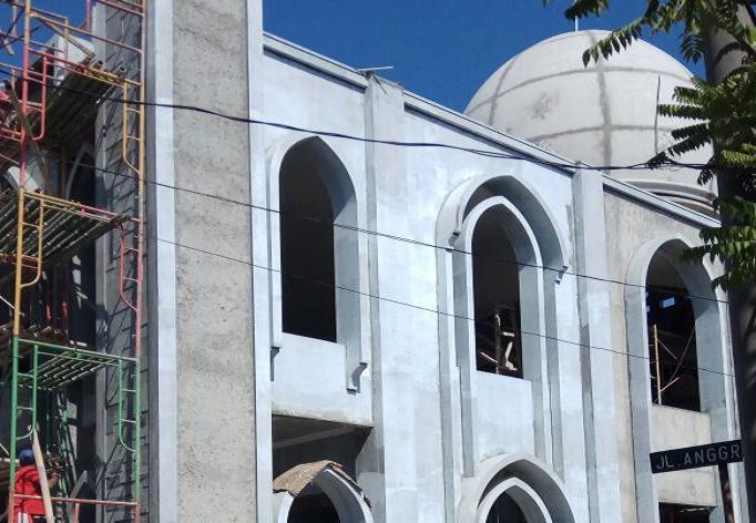 masjid baru